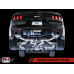 AWE Ford Mustang GT 5.0 S550 15-17 Cat-back SwitchPath (Chrome Silver)