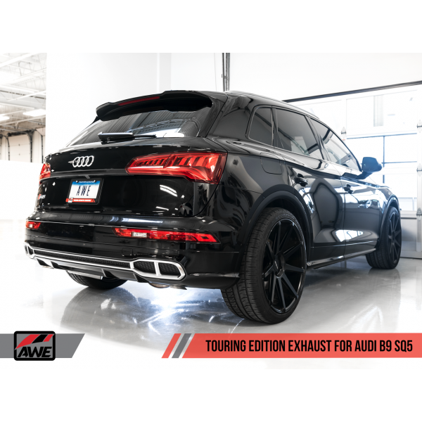 AWE Audi SQ5 B9 3.0T Touring Edition Non-resonated