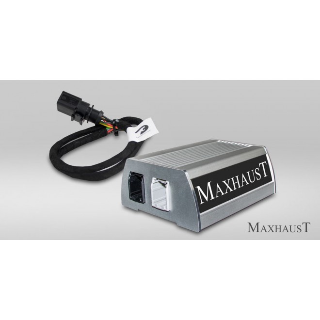 Maxhaust Sound Booster Stage 4