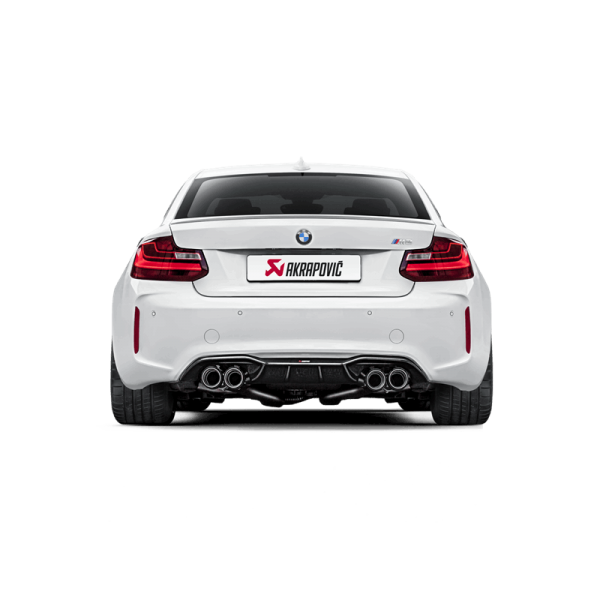Akrapovic BMW M2 F87 Evolution Line